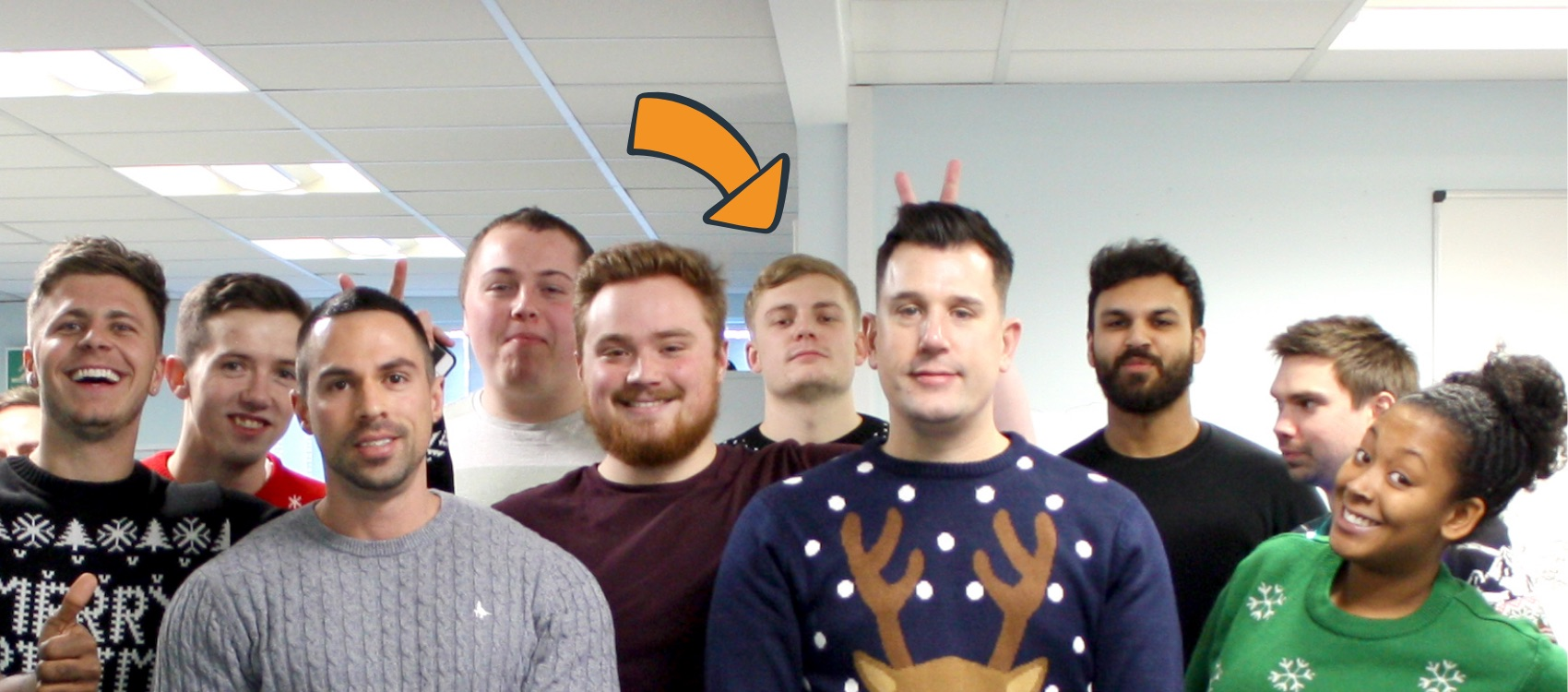 A fond farewell to our Developer Tom as he embarks on a new adventure